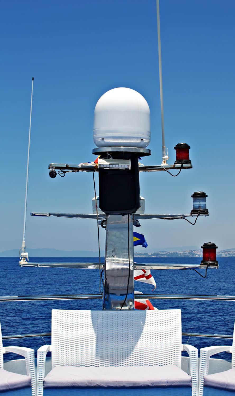 Mantenimiento de Luces de Navegación de Barcos en Panama