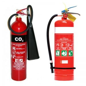 Sell of fire extinguishers in Panama