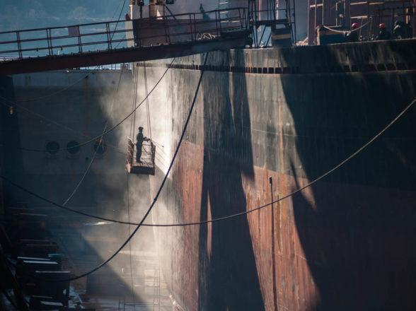Marine Hydro Blasting Panama