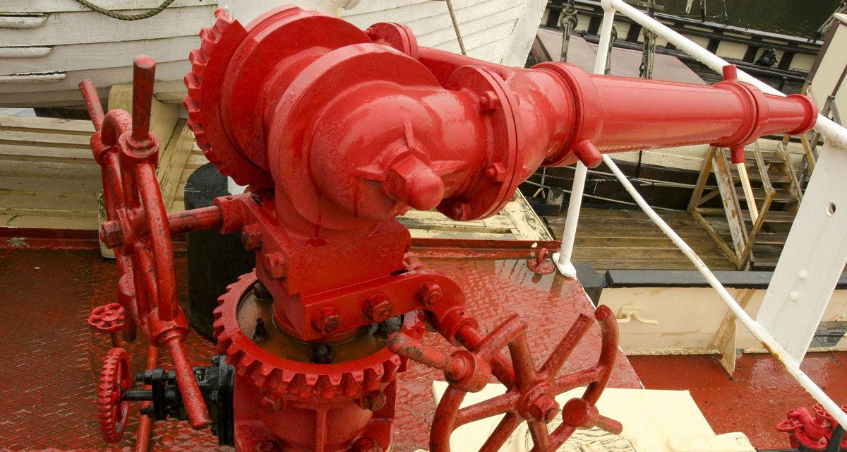 ¿Dónde realizar el mantenimiento a tus equipos contra incendios para buques?