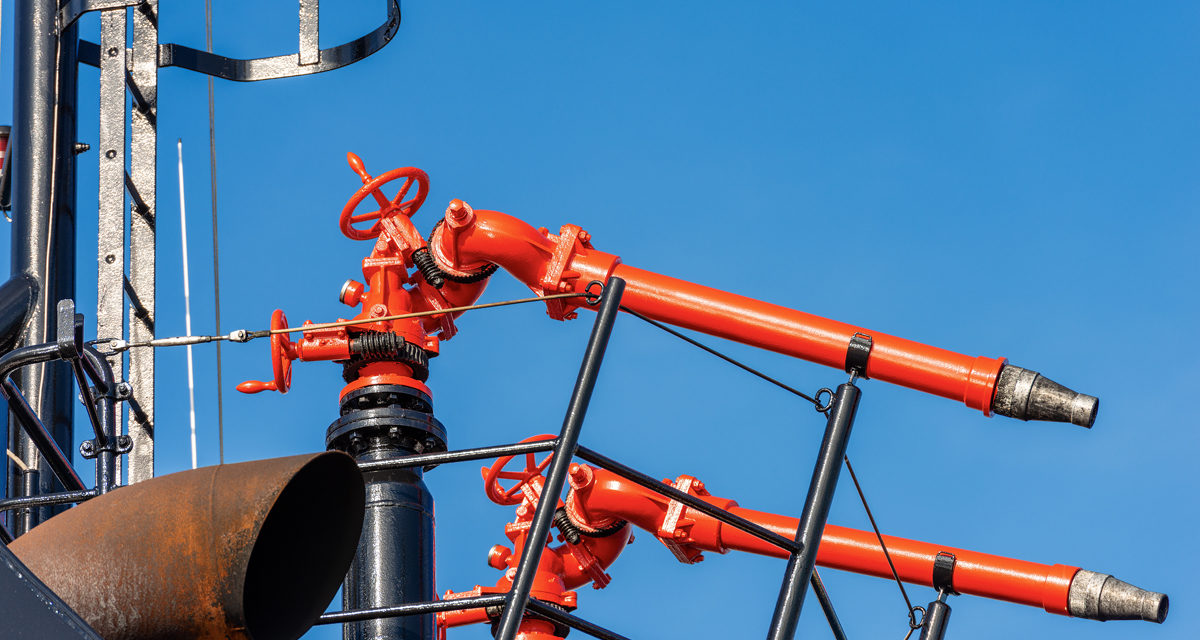 Where to get Ship safety equipment in Panama? - Oceanco in