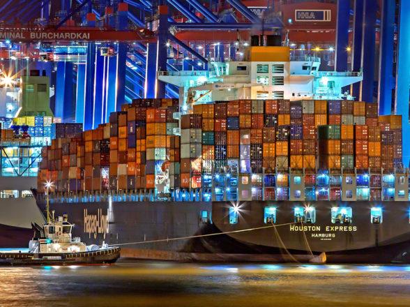 Equipment shipping supplies Panama