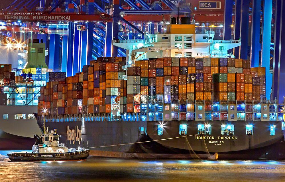 Envío de equipos de suministros para barcos en Panama